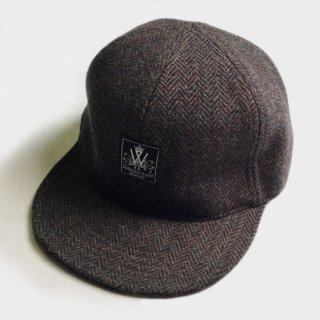 TWEED 6 PANEL CAP