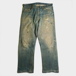 505 BIG E DENIM PANTS