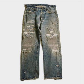 501 XX DENIM PANTS