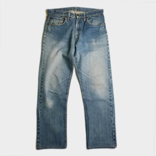505 BIG E SELVADGE DENIM PANTS