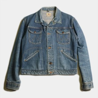 60'S 24MJ DENIM JACKET