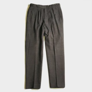 50'S FRENCH WORK TROUSERS