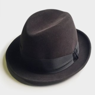 60's SHORT BRIM HAT