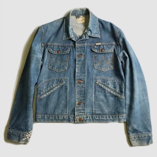 70'S 24MJ DENIM JACKET