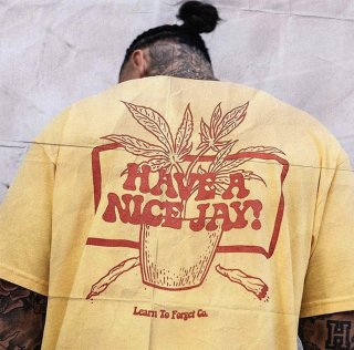 Have A Nice Jay Tee/YELLOW