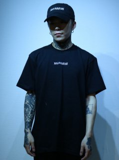 【BAD HANDS】BAD HANDS LOGO TEE( Black)