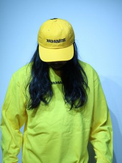【BAD HANDS】LOGO CAP(Yellow)