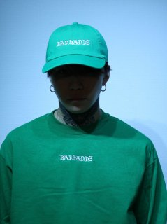 【BAD HANDS】LOGO CAP(Green)