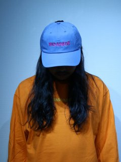 【BAD HANDS】LOGO CAP(Light Blue)