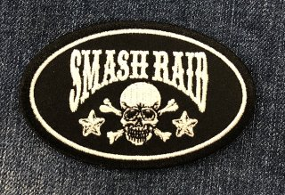 【SMASH RAID】Skull Patch