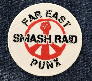 【SMASH RAID】Fist Patch