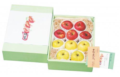 りんご詰合せ(12個)