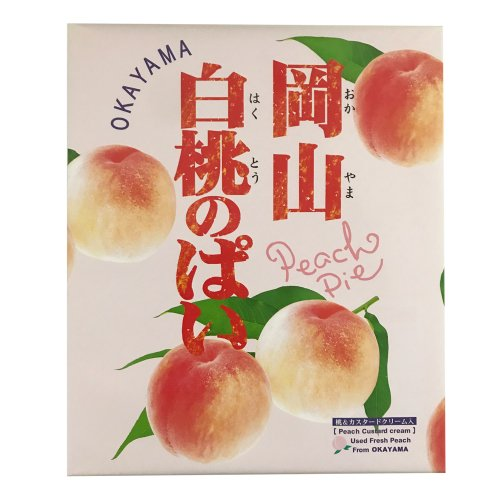 岡山白桃のぱい(大)16個入