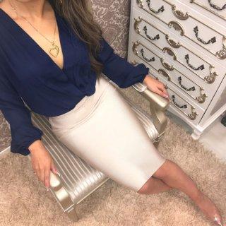【予約商品】バンテージタイトスカート
