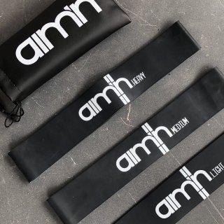 【aim'n】フィットネスバンドセット