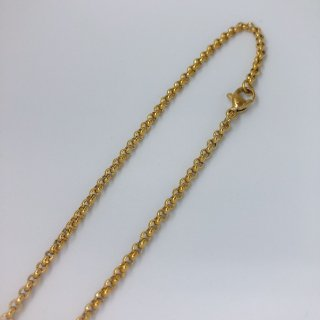 【14K Gold Plated】ロロチェーン