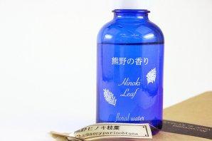 「熊野の香り®」 熊野ヒノキ枝葉 芳香蒸留水(フローラルウォーター)