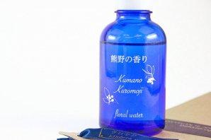 「熊野の香り®」 熊野クロモジ 芳香蒸留水(フローラルウォーター)