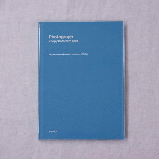 PDフォトアルバムベーシックB5/ターコイズ