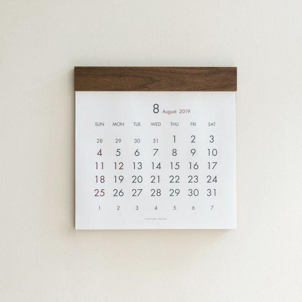 Original Calendar ウォルナット