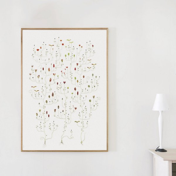 Poster Seed Tree 70×100cm