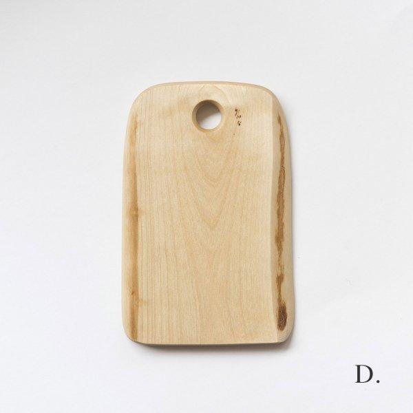 白樺のカッティングボード Sサイズ D