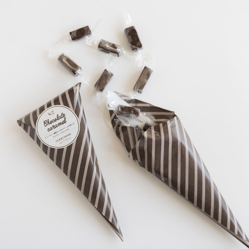 チョコレート キャラメル