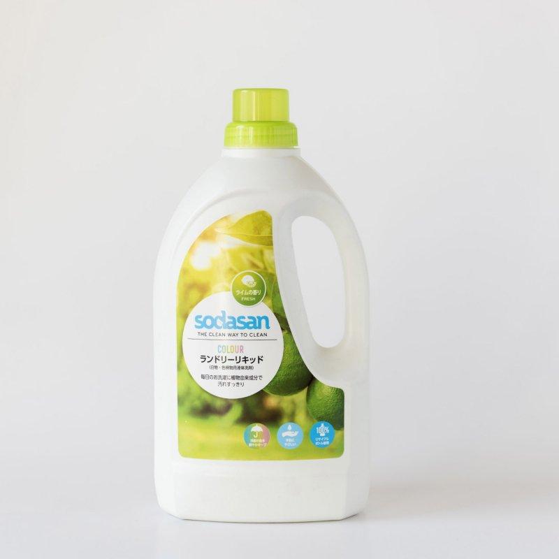 ソーダサン ランドリーリキッド (洗濯用液体洗剤)