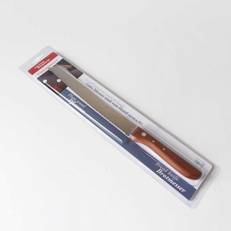 ロベルト・ヘアダー<br>「風車のナイフ」 パン切りナイフ