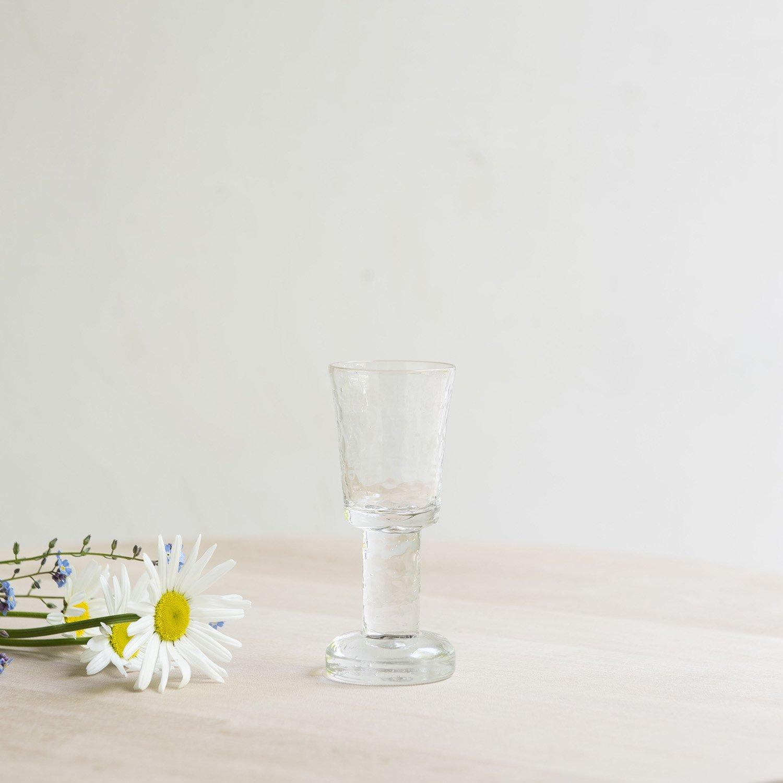 Pukeberg  Rustica Schnapps glass