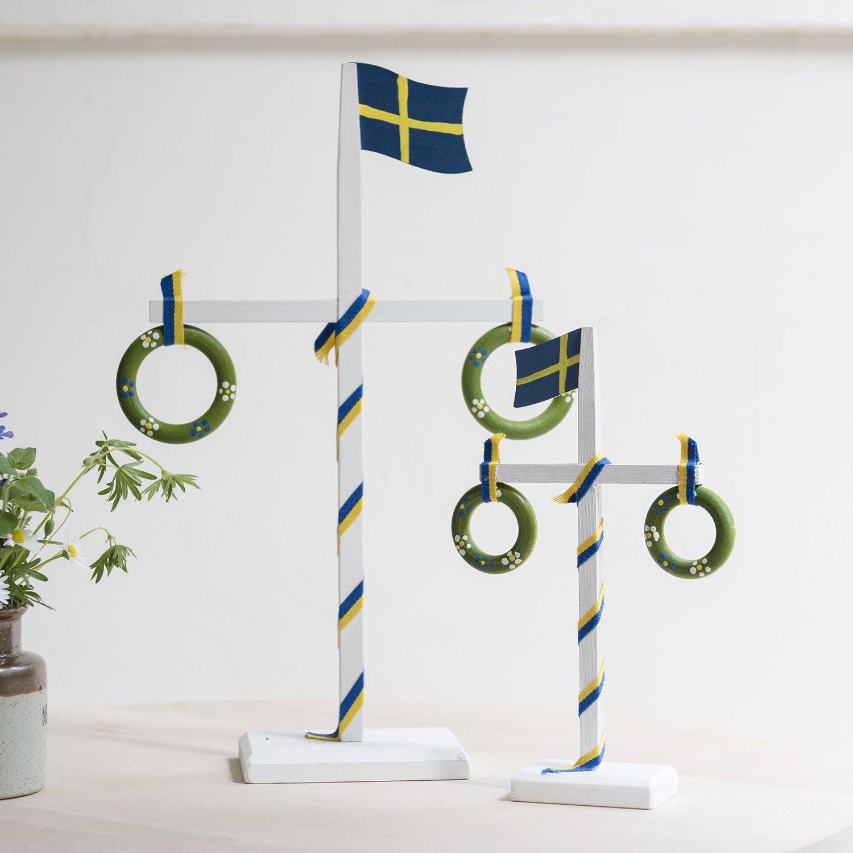 スウェーデンのメイポール(Majstången)