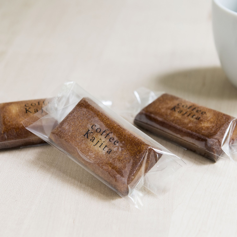 Coffee Kajita フィナンシェ