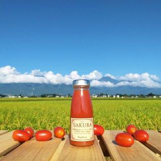 プレミアムトマトジュース SAKURA (180ml) 1本 (税込)