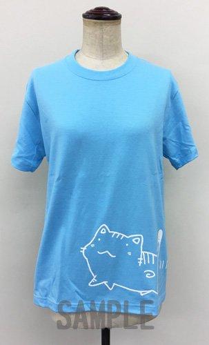 Tシャツ 青S