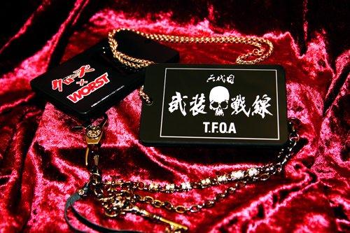 ICカードケース/六代目 武装戦線 T.F.O.A