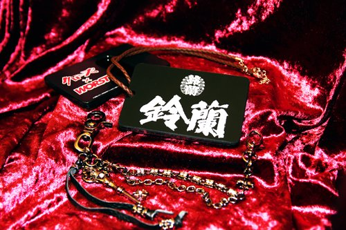 ICカードケース/鈴蘭