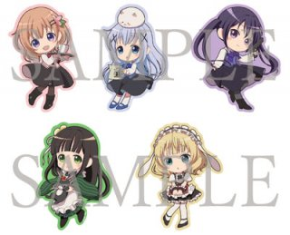 <img class='new_mark_img1' src='//img.shop-pro.jp/img/new/icons5.gif' style='border:none;display:inline;margin:0px;padding:0px;width:auto;' />ご注文はうさぎですか??アクリルバッジ