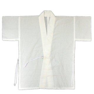 【鳴物/男着付用】 肌着(衿付き)L サイズ