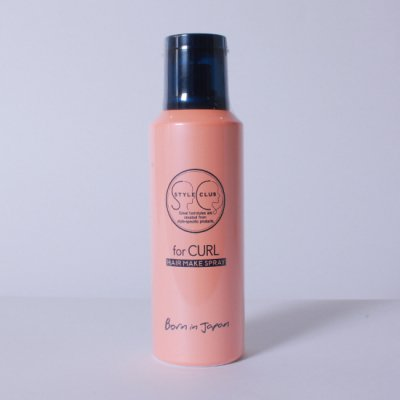 STYLE CLUB for CURL HAIR MAKE SPRAY 110g