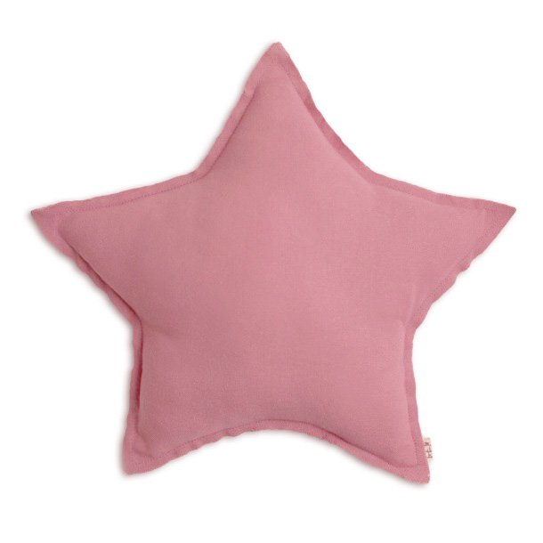 numero74 cushion M [rose pink]<br />ヌメロ74  星形クッションM