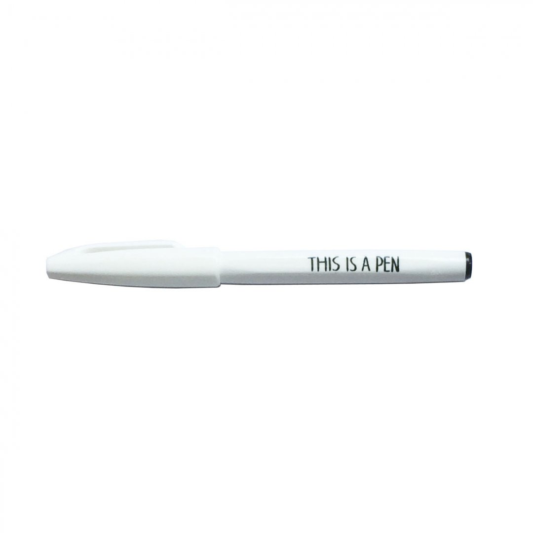 Noritake<br />THIS IS A PEN (白/黒)