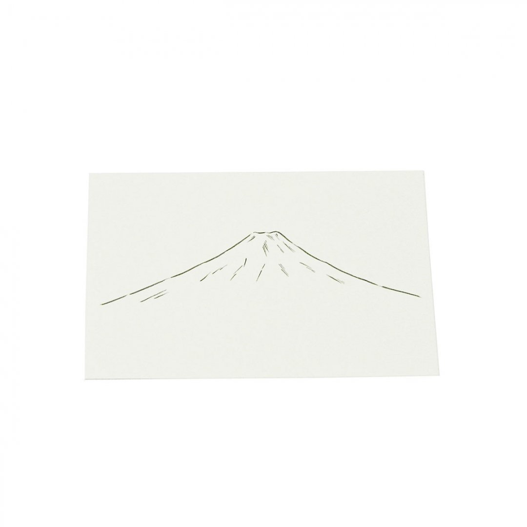 Noritake<br />MOUNTAIN (postcard)