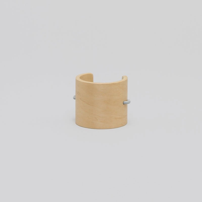 _Fot<br />plywood hair accessory