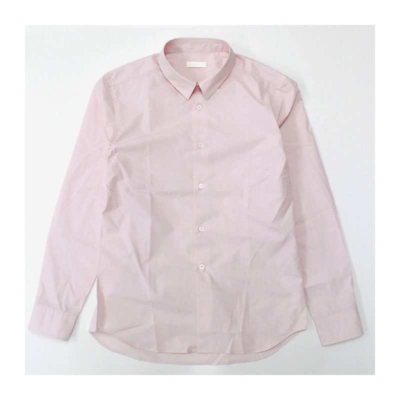 niuhans ニュアンス<br /> Botanical Dye Typewriter L/S Shirt