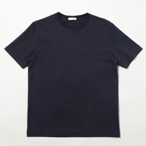 niuhans<br /> Suvin Cotton S/S Tee [Navy]