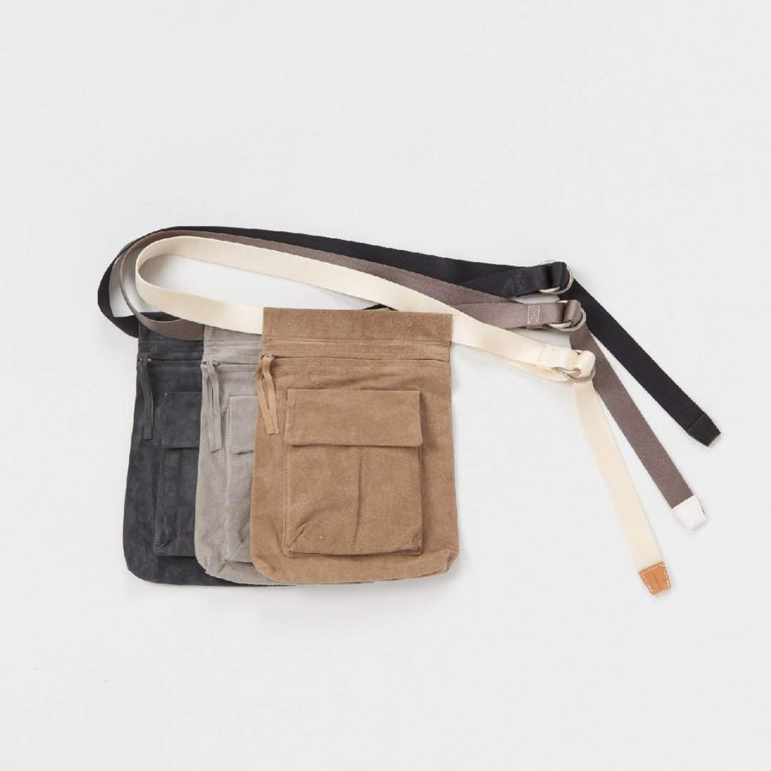Hender Scheme<br />waist belt bag [3color]