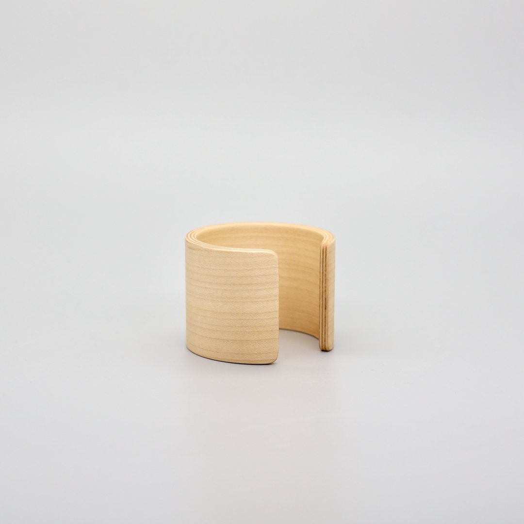 _Fot<br />plywood bangle 50