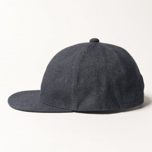niuhans<br />Cotton Flannel Baseball Cap<br />[navy]