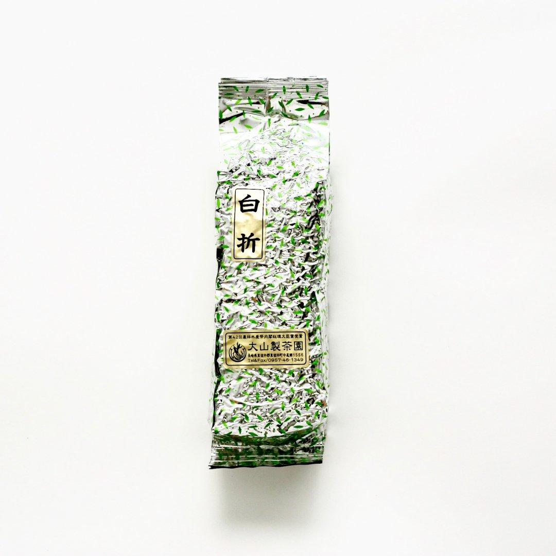 「 白折 / しらおれ」<br />茎茶 [大山製茶園・そのぎ茶]