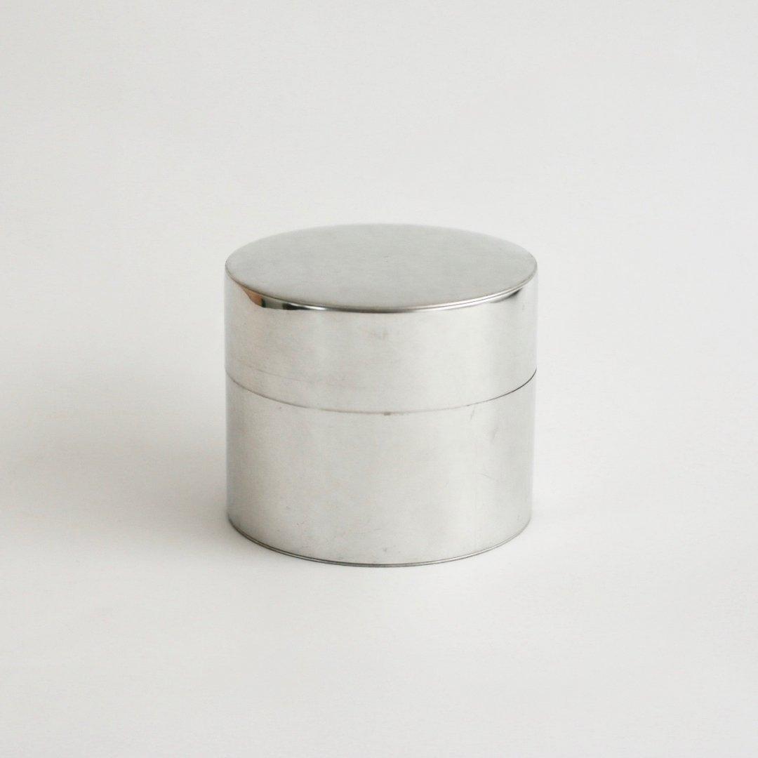 SyuRo<br />シュロ 丸缶 [ L ・ブリキ ]